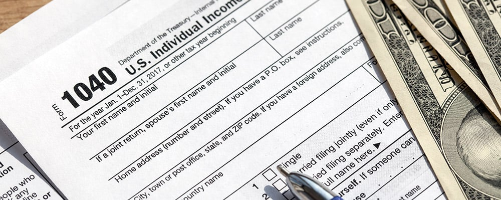 Tax services form